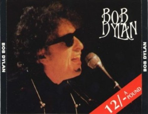 Bob Dylan Prague 11 March 1995