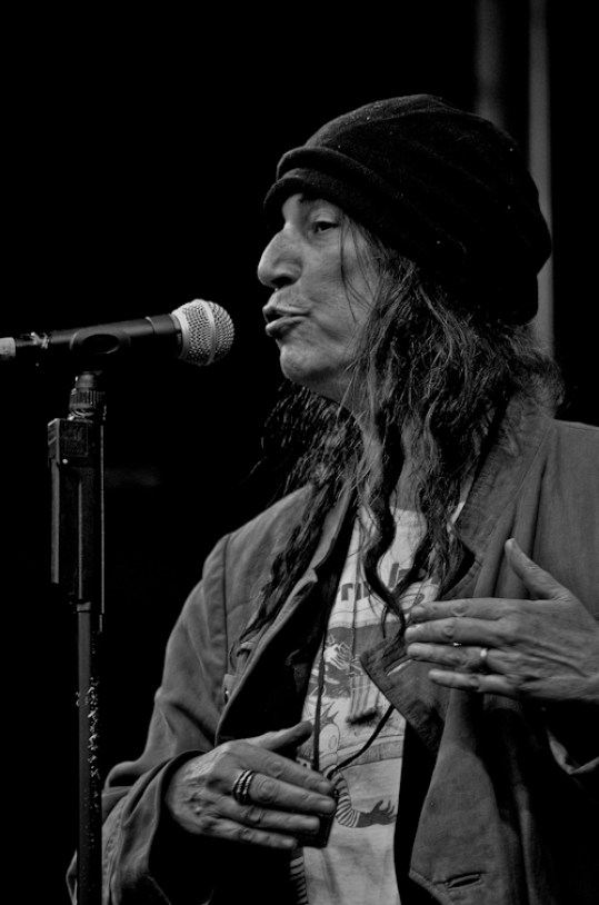 Patti Smith BF-1