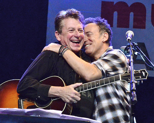 Joe Ely Bruce Springsteen