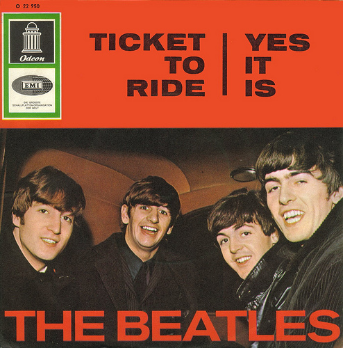 the beatles ticket to ride3