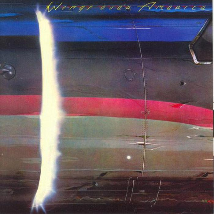 Wings over America 2 cover