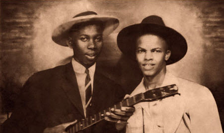 robert johnson johnny shines