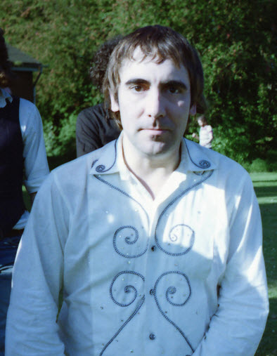 Keith Moon May 1978 Shepperton Studios