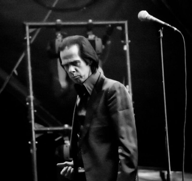Nick Cave bergenfest photo-2