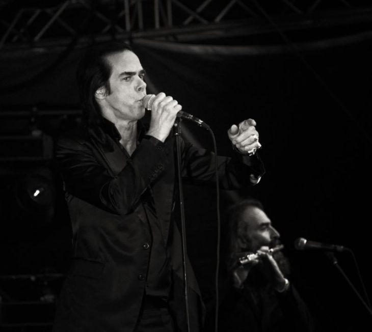 NIck Cave @ Bergenfest 2013 - photo: alldylan