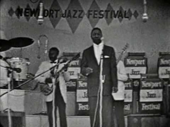 muddy waters at newport 1960 live