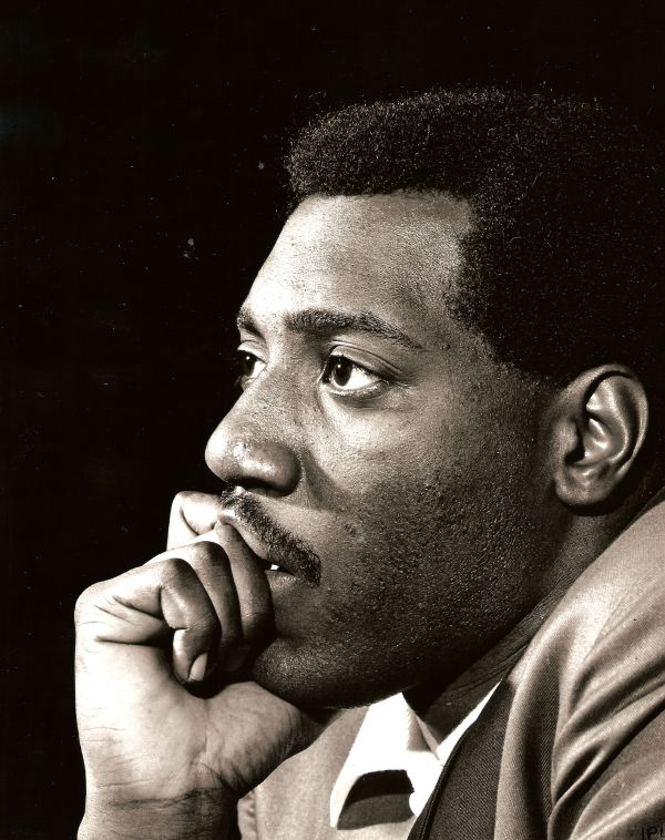 Otis Redding; photo courtesy Zelma Redding
