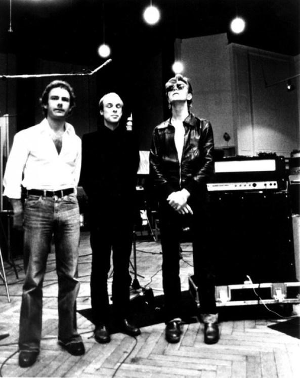David Bowie Brian Eno