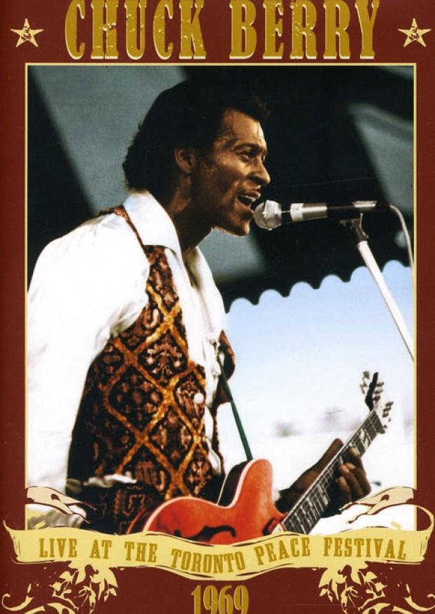 chuck berry toronto 1969