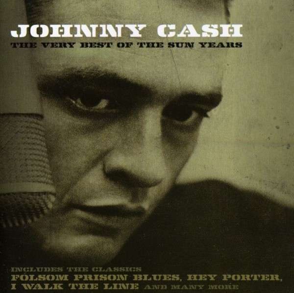 johnny cash very best sun