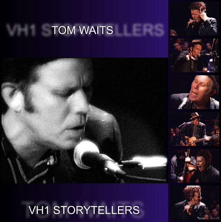 Tom Waits storytellers