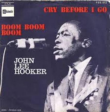 john lee hooker boom boom