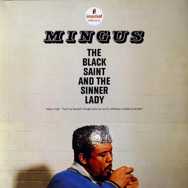 charles mingus - the black saint