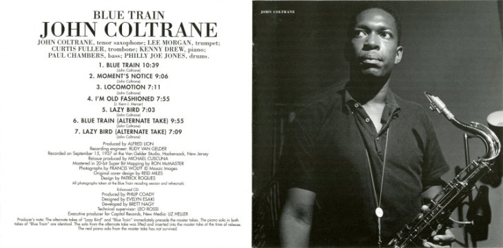 john coltrane blue train 3