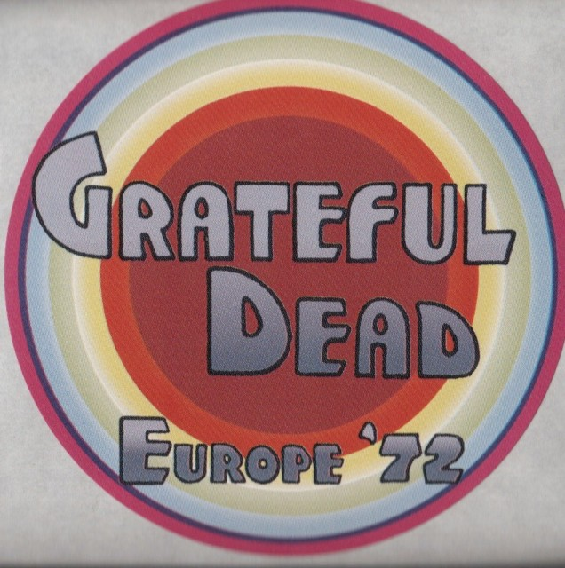 grateful dead - Europe72_Cover 2