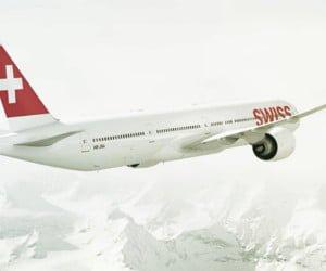 SWISS Flug-Gutschein gewinnen