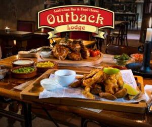 Outback Lodge Gutscheine gewinnen
