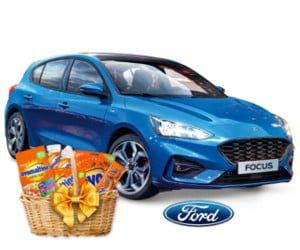 Ford Focus gewinnen