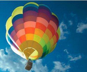Gewinne eine Ballonfahrt