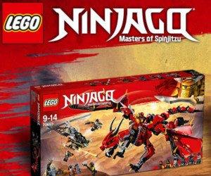 LEGO Ninjago gewinnen