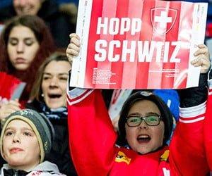 Hockeymatch-Tickets gewinnen