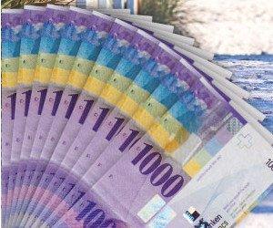 Bargeld bis zu CHF 11'500.- gewinnen
