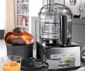 Küchenhelfer von Magimix gewinnen