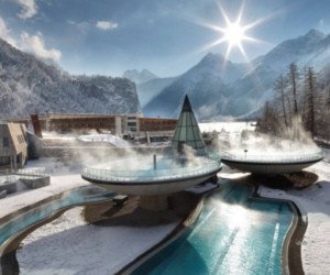 Wellness-Ferien in Österreich gewinnen
