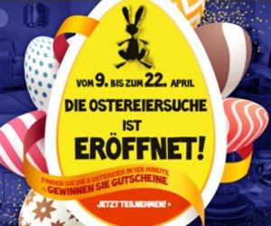 Osterwettbewerb: Gutscheine von Conforama zu gewinnen