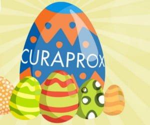 Osterpaket von Curaprox gewinnen
