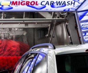 Geschenkkarten für die Migrol Autowaschanlage gewinnen
