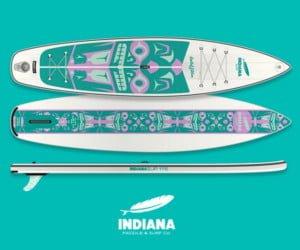 Stand Up Paddle Board von Indiana und Bademode von Beldona gewinnen