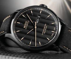 Mido-Chronometer gewinnen