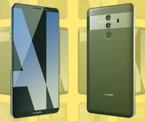 neues Huawei Mate 10 Pro gewinnen