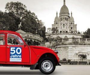 Bahnreise nach Paris für zwei gewinnen