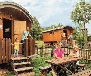Erlebnis-Wochenende in Natur-Resort Tripsdrill gewinnen