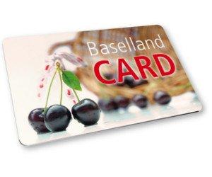 Baselland-CARD mit Guthaben gewinnen