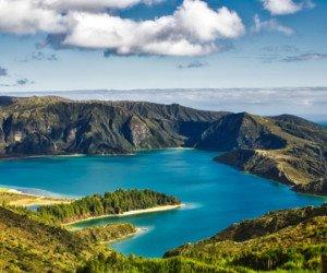 Traumferien auf den Azoren gewinnen