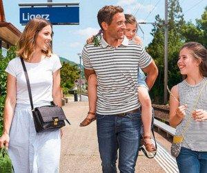 Gutschein für SBB RailAway Ausflüge gewinnen