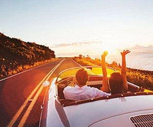 Gutschein von Sunny Cars für eine Automiete zu gewinnen