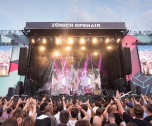 VIP Pässe für das Zürich Openair gewinnen