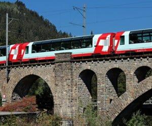 Glacier Express Zugreise der Extraklasse gewinnen