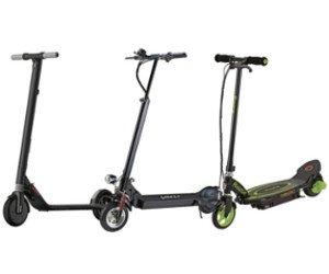 E-Scooter von Segway, VMAX und Razor gewinnen