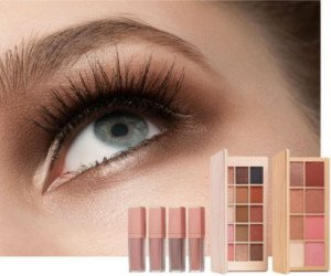 Make-Up Palette gewinnen