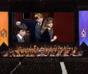 Konzert zu Harry Potter und der Stein der Weisen im KKL gewinnen