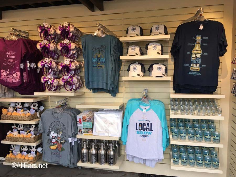 Shopper S Alert Merchandise At The Disney California