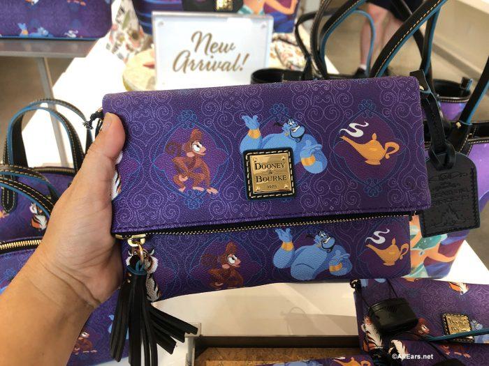 Wish Granted Aladdin Themed Dooney Amp Bourke Appears In Disney World