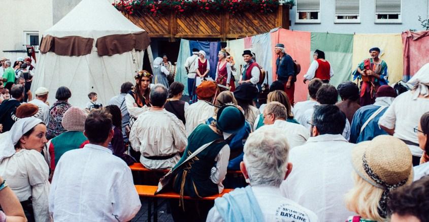 Peter und Paul, Bretten, Volksfest, Heimat, Tradition, d`Eggefeger