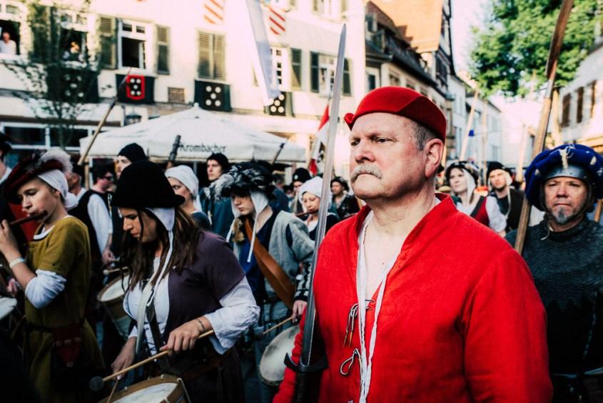 Peter und Paul, Bretten, Volksfest, Heimat, Tradition