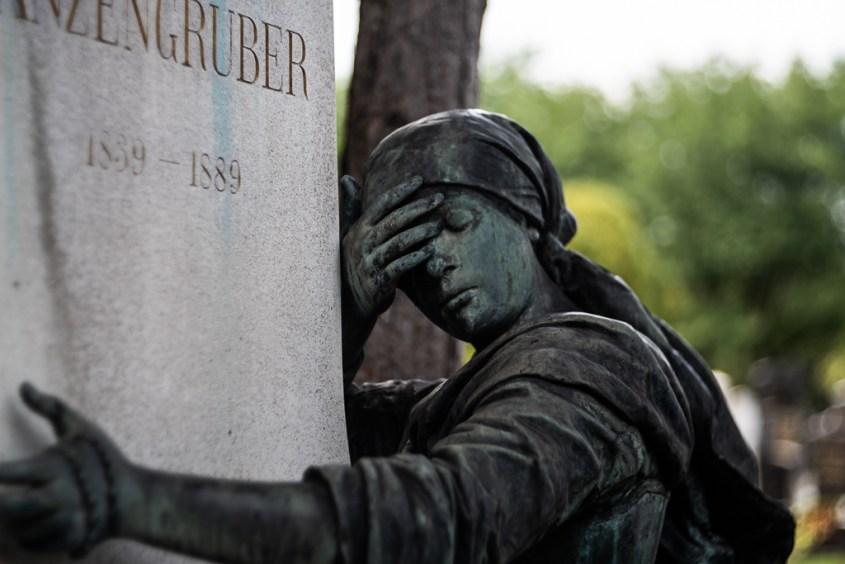 Wien, Zentralfriedhof, Reisen, Urlaub